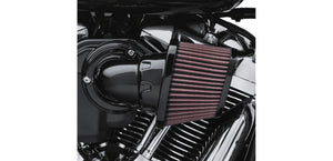 Screamin' Eagle Heavy Breather Performance Air Filter - Milwaukee-Eight Engine - 29400264