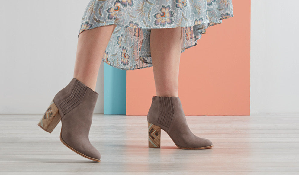 Ankle boots from DuoBoots
