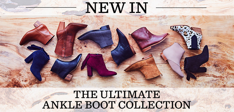 Duo Boots Ankle Boot Collection