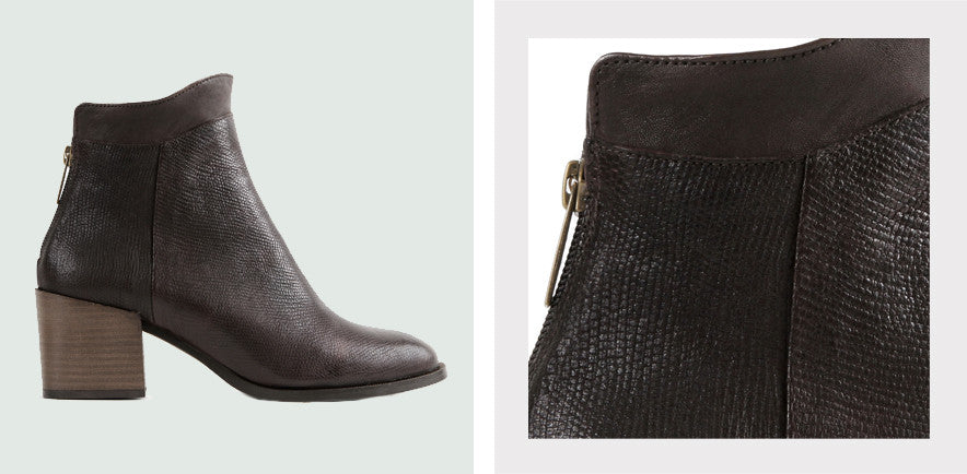 Duo Boots Quebec ankle boot