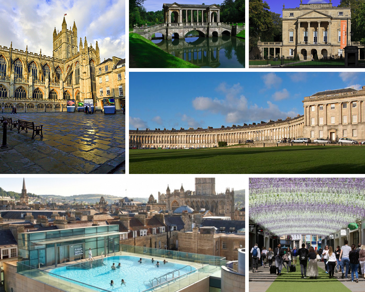 Images of the City of Bath