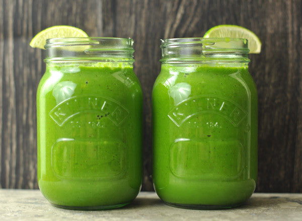 Green Detox Smoothing