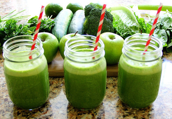Green Juice for $2.22 per Pint!