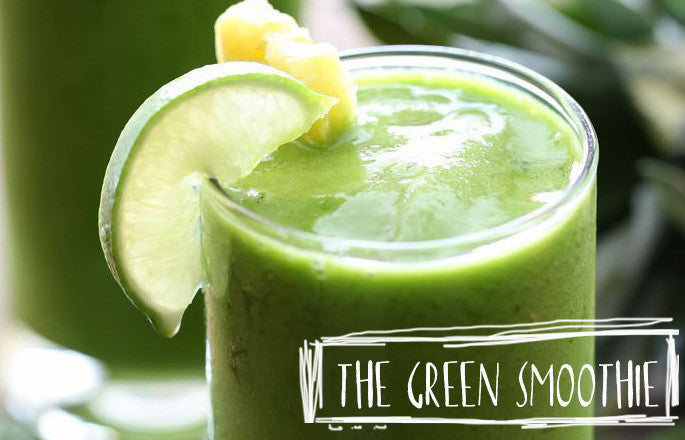 Tasty Tuesday: The Green Smoothie