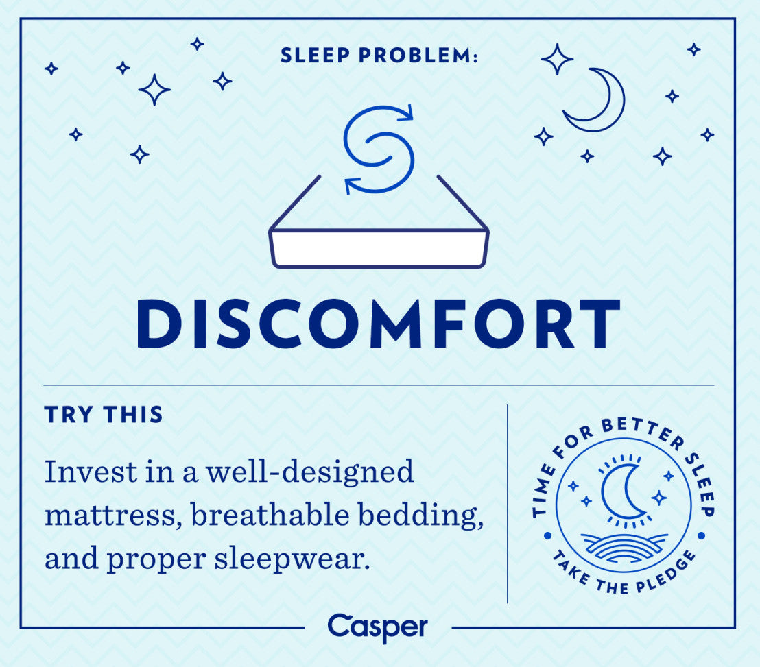 5 Sleep Problems You Need To Conquer For A Healthier Life