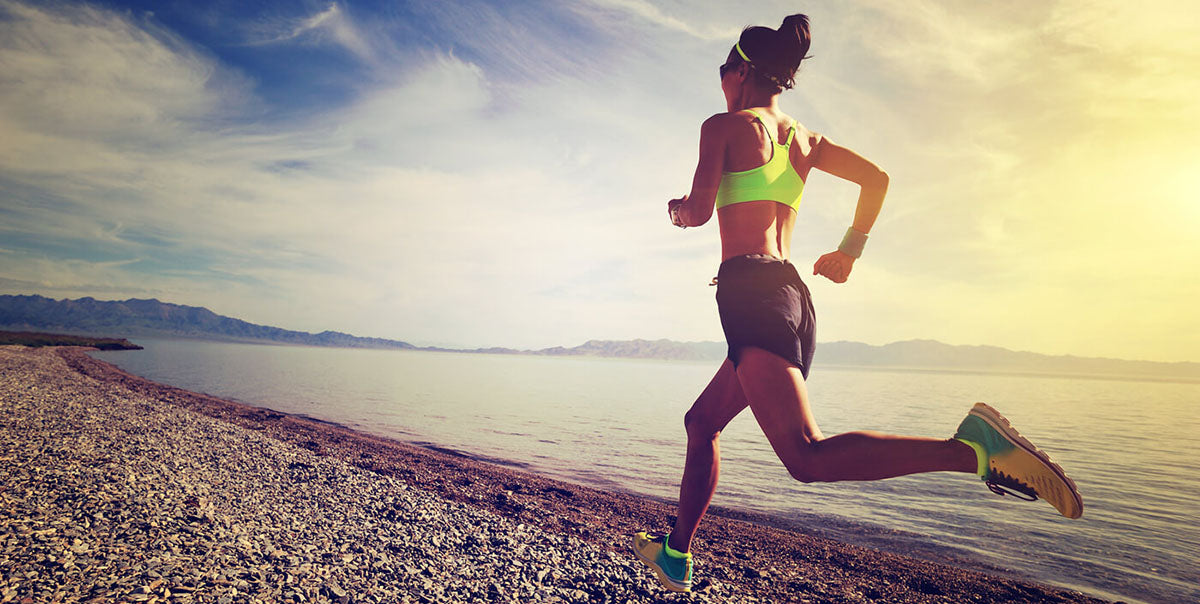 running quotes for women