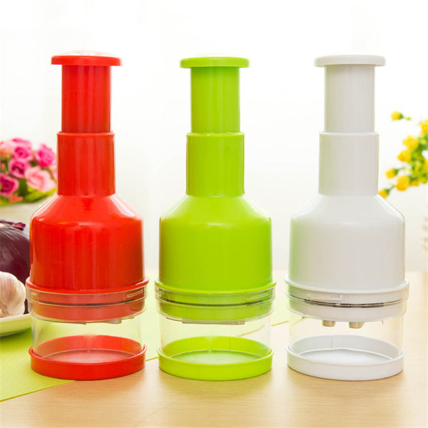 Kitchen Multi-function Vegetable Onion Garlic Chopper - SwoobFit