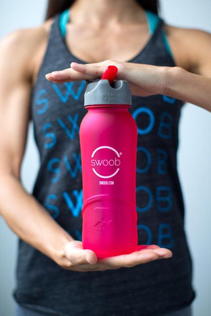 Swoob Sticky Grip Water Bottle - SwoobFit