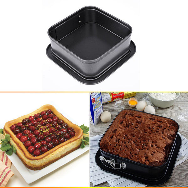 6 inch Nonstick Square Cheesecake & Quiche, Home Goods Outlet