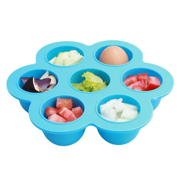 Silicone Baby Food Divider - Set of 3, Home Goods Outlet