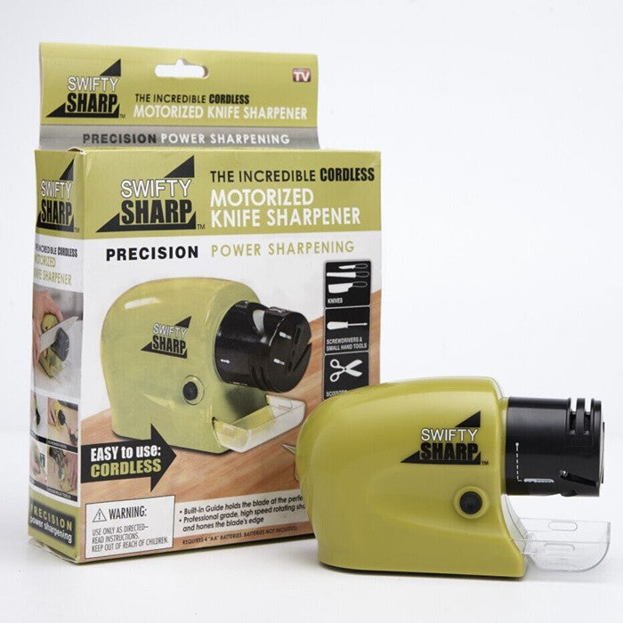 Swifty Sharp -Multifunctional Cordless