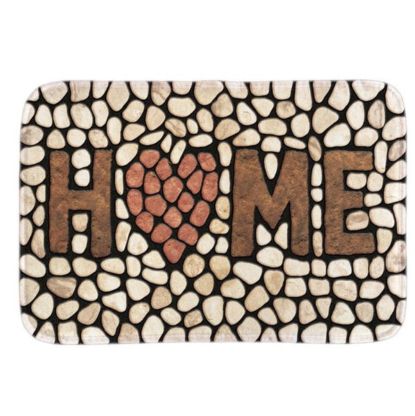 Home Stones Entrance Door Mat