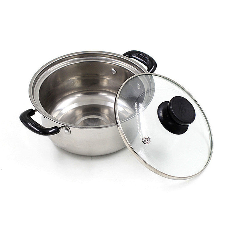 Pan with glass Lid, Home Goods Outlet