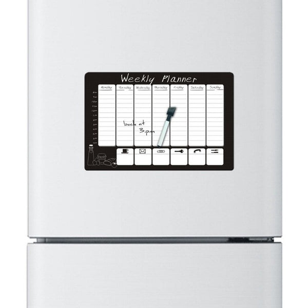 Set of 2 Weekly Planner (Fridge Magnet), Home Goods Outlet