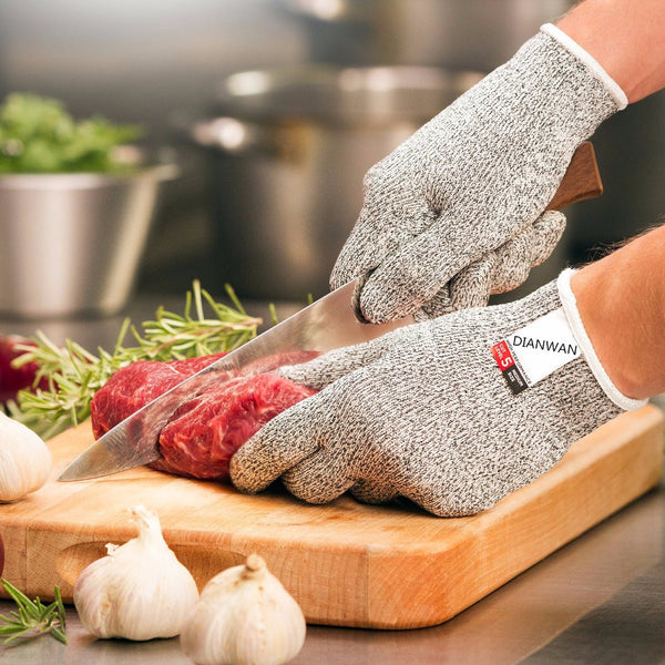 Cut Resistant Gloves, Home Goods Outlet
