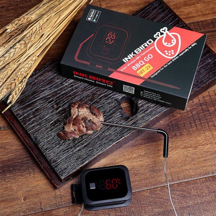 Electronic Cooking Bluetooth Wireless BBQ Thermometer