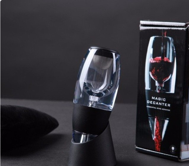 Red Wine Aerator, Home Goods Outlet