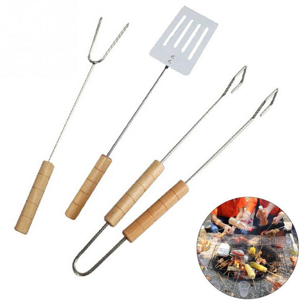 Set of 3 Barbecue Grill Tools, Home Goods Outlet