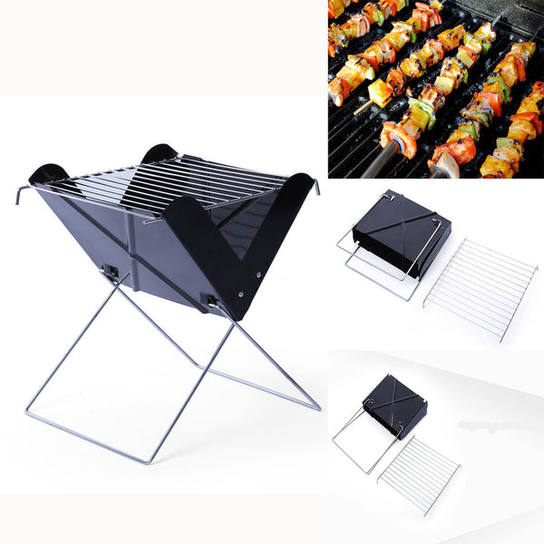 Portable Outdoor Picnic&BBQ Grill