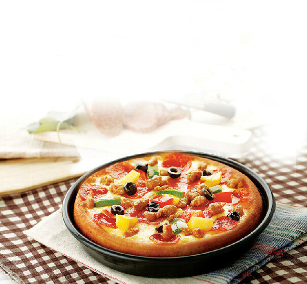 "8"" Nonstick Aluminum Pizza Pan, Home Goods Outlet"