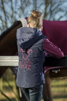 Little Sister - Bonnie Riding Vest/Gilet