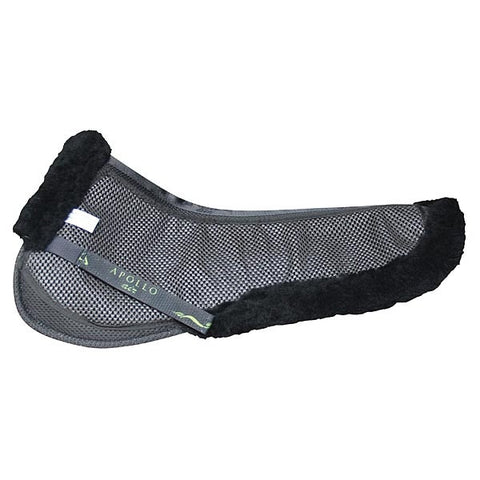 Apollo Air Multi Riser Half Saddle Pad