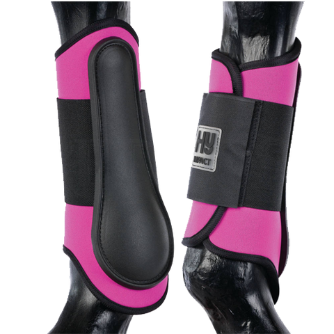 HyImpact Brushing Boot - Pink