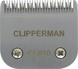 Clipperman A5 #10 German Steel Blade Set