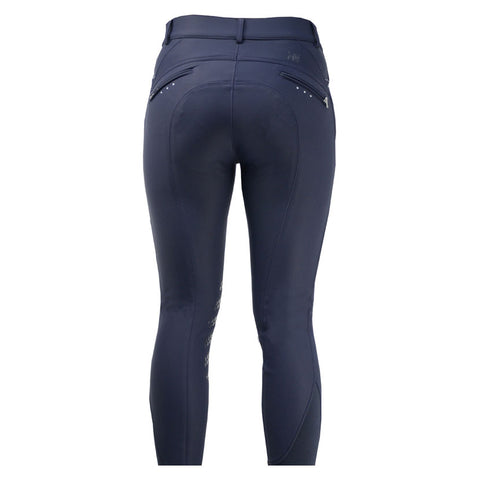 HyPERFORMANCE Thermal Softshell Breeches - Navy