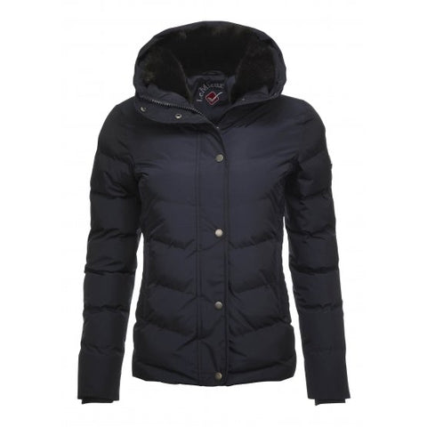 LeMieux Loire Short Coat Navy