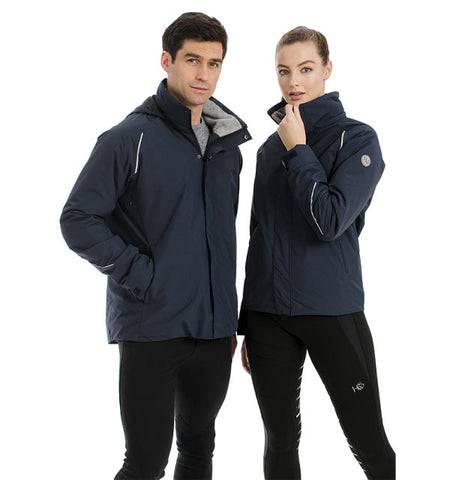 Horseware Eco Tech Club Jacket Navy