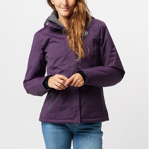 Dublin Annabelle Jacket - Plum - Small only
