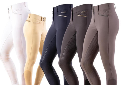 Agaso Ladies Breeches - 4 Colours