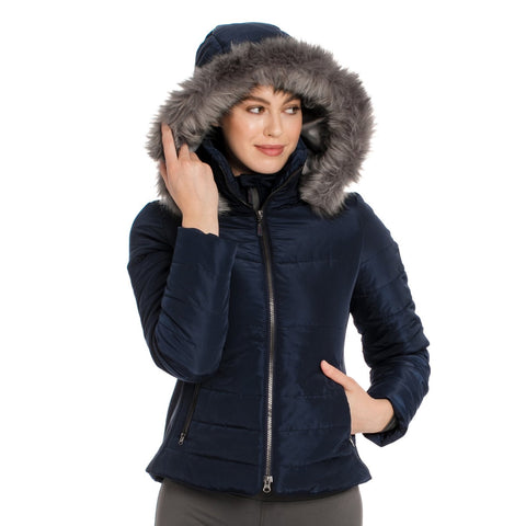 Horseware Alexa Padded Jacket - Navy