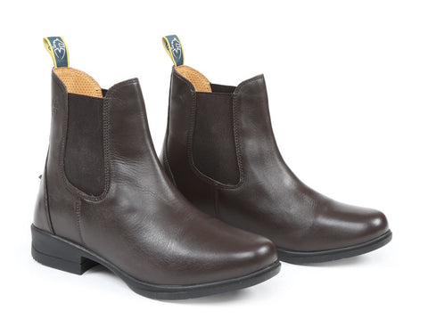 Moretta Lucilla Leather Jodhpur Boot