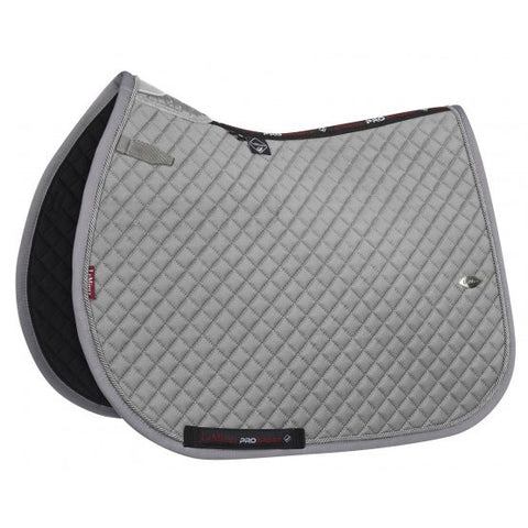 LeMieux Wither Relief Jumping Pad - Grey