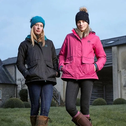Dublin Adda Waterproof Ladies Jacket - 2 Colours