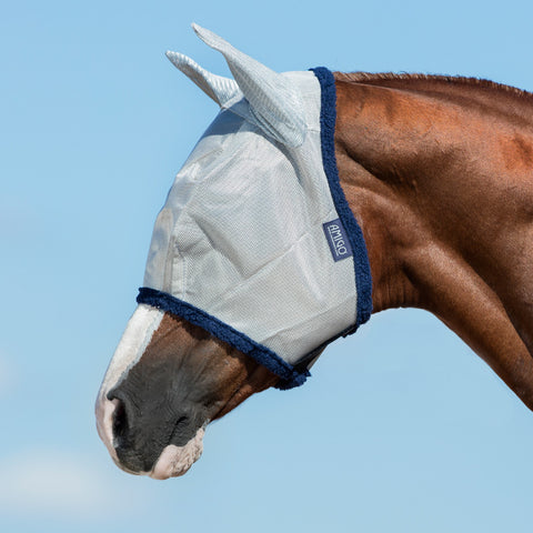 Amigo Fly Mask With Ears - Three Sizes
