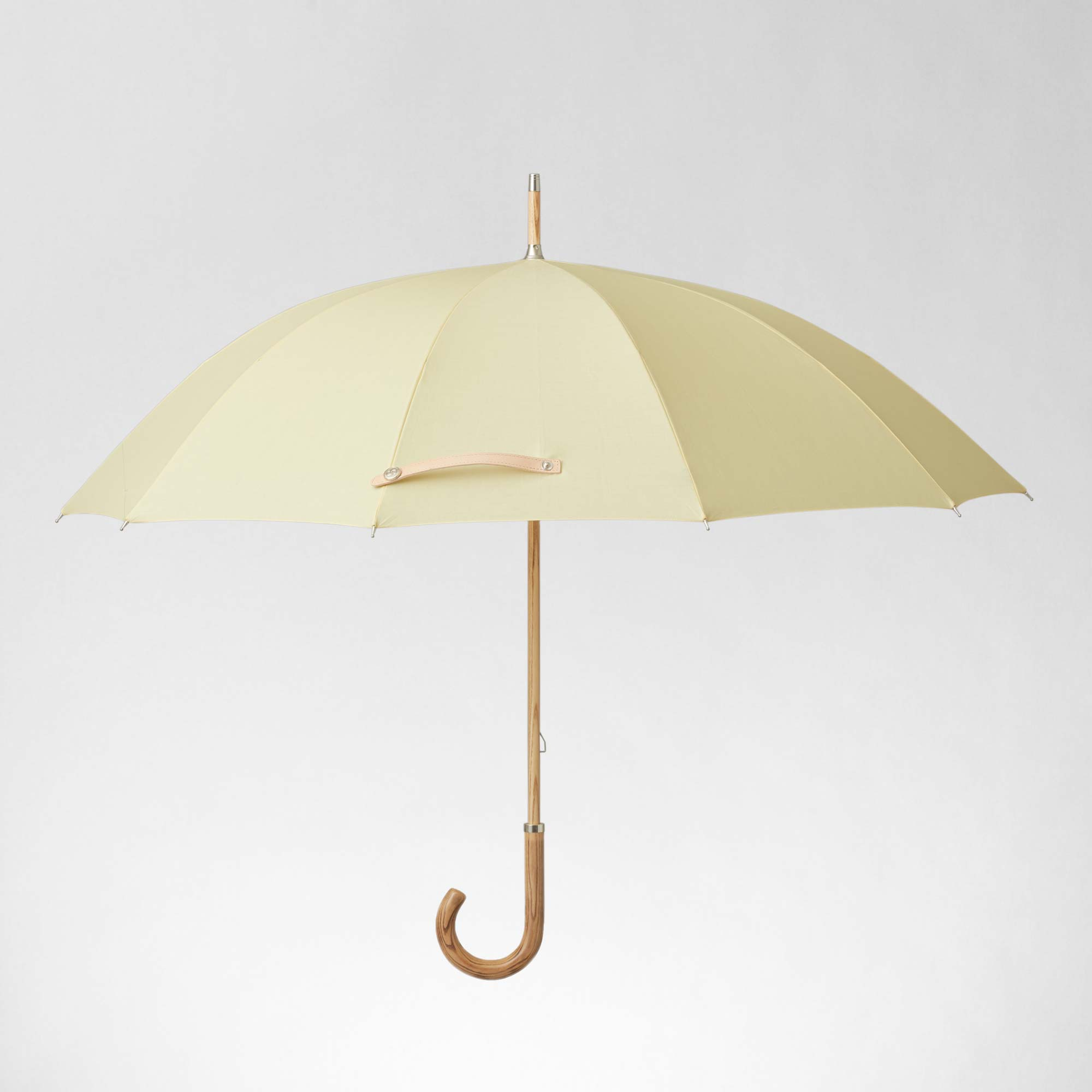 A high quality classic yellow umbrella