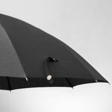 A limited quality umbrella in black