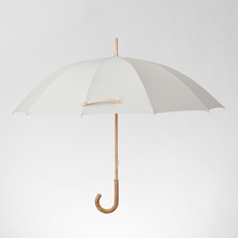 A classic quality umbrella in white
