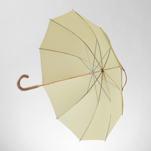 A classic quality umbrella in yellow
