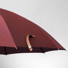 A classic quality umbrella in red