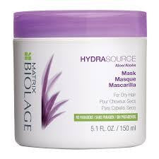 5.1 oz Matrix Biolage Hydrasource Aloe Mask