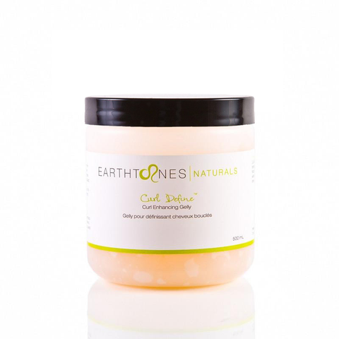 Earthtones Naturals (REGULAR) Curl Define Curl Enhancing Gelly
