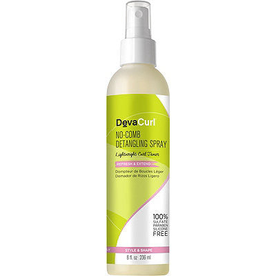 DevaCurl No Comb Detangling Spray