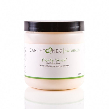 Earthtones Naturals Perfectly Twisted Curl Styling Cream
