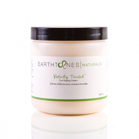 Earth Tones Naturals Perfectly Twisted Curl Styling Cream
