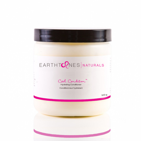 Earth Tones Naturals Curl Condition Hydrating Conditioner