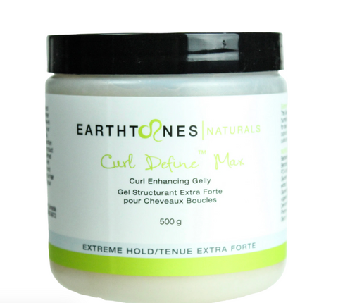 Earthtones Naturals Curl Define Max Curl Enhancing Gelly